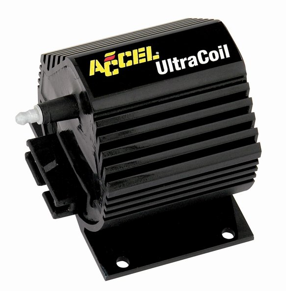 380876 - Ignition Coil - Ultra Coil - Universal - Black Image