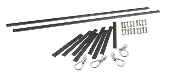 3976 - Mr. Gasket Anchortrax 6 Foot Universal Truck Kit - Cargo Tie Down System Image