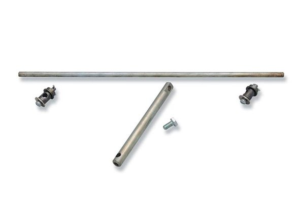 4000 - Weiand 2 x 4 Carburetor Linkage Kit Image