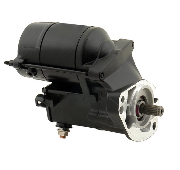 40001B - Ultra Tork Starter for Harley - Black Image