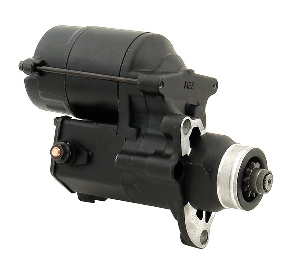 40005B - Ultra Tork Starter for Harley - Black Image