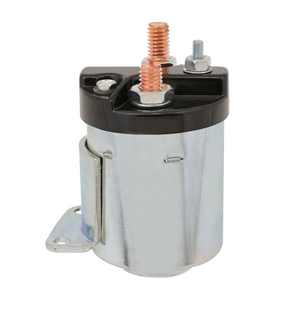 40111 - Starter Solenoid - Zinc finish-replaces 71469-65B - Fits 4 speed models from 67-88 Image