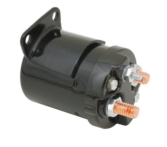 40111B - Starter Solenoid - Single Black Image