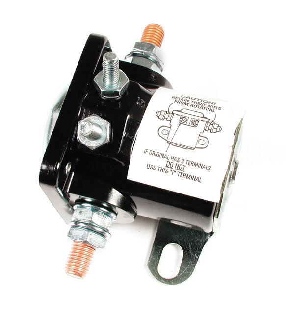 40200 - Ultra Tork Starter Solenoid for Ford Image
