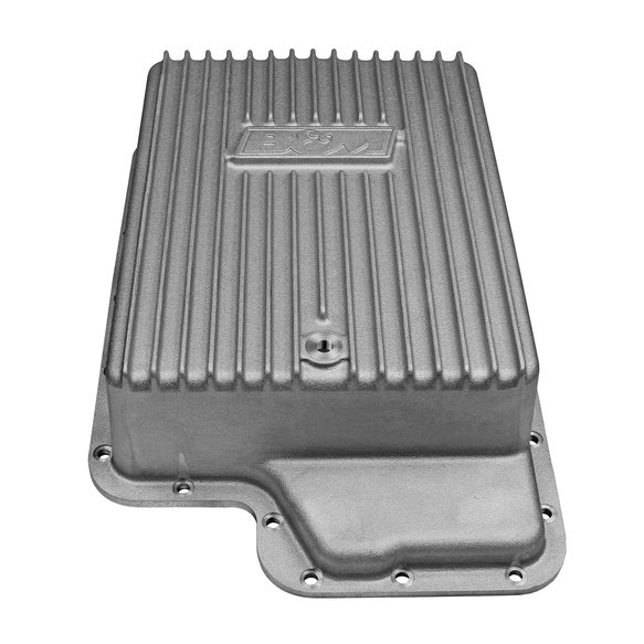 40295 - B&M Hi-Tek Deep Trans Pan for Ford E4OD, 4R100 & 5R100 Transmissions - additional Image