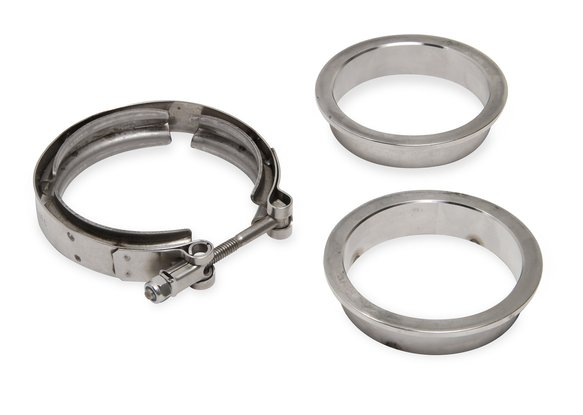 41174HKR - Hooker V-Band Clamp with Flanges Image