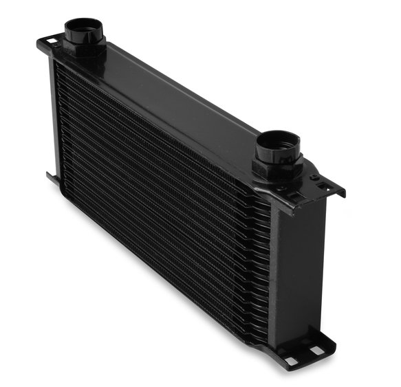 41600AERL - Earls 16 Row Oil Cooler Core Black Image