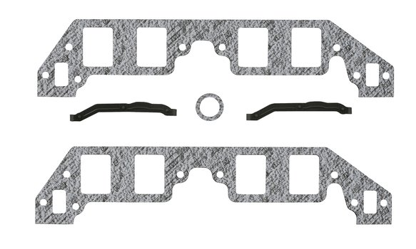 420 - Intake Manifold Gasket Set - Performance - 396-454 Chevrolet Big Block Mark IV 1965-90 Image