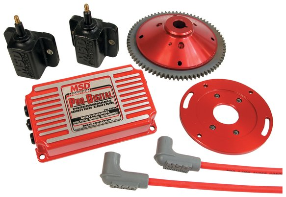 42380 - Yamaha 650-701-760 Watercraft Total Loss Ignition Kit Image