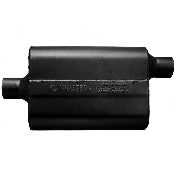 42442 - Flowmaster 40 Series Chambered Muffler - additional Image