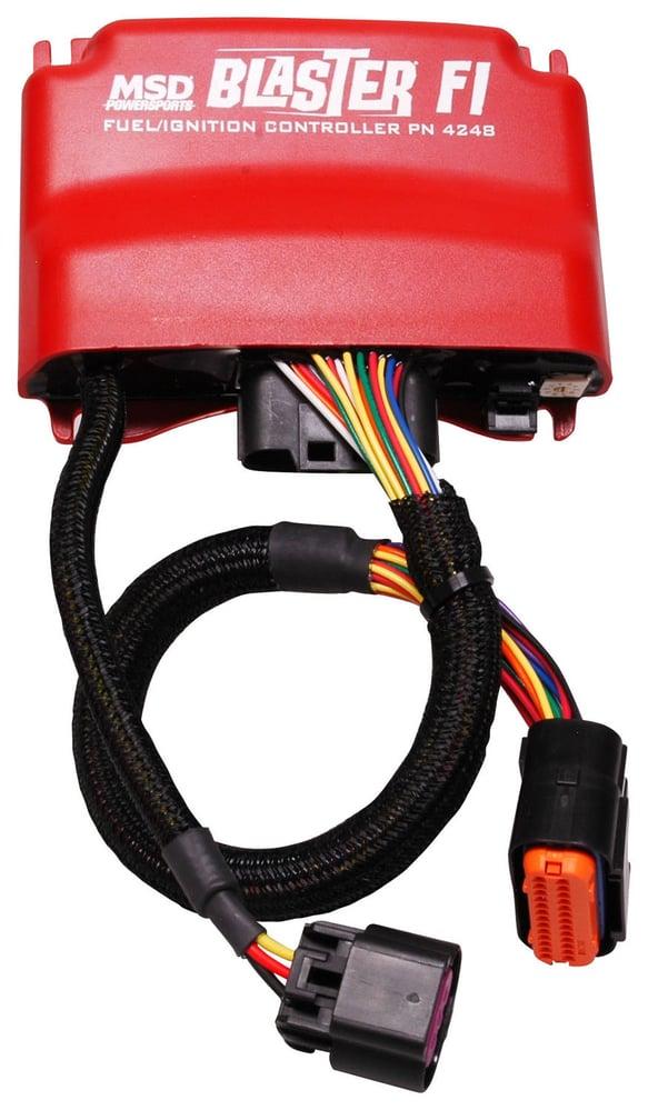 4248 - Blaster FI Programmable Controller for 2008-2012 Yamaha® Raptor 700 Image