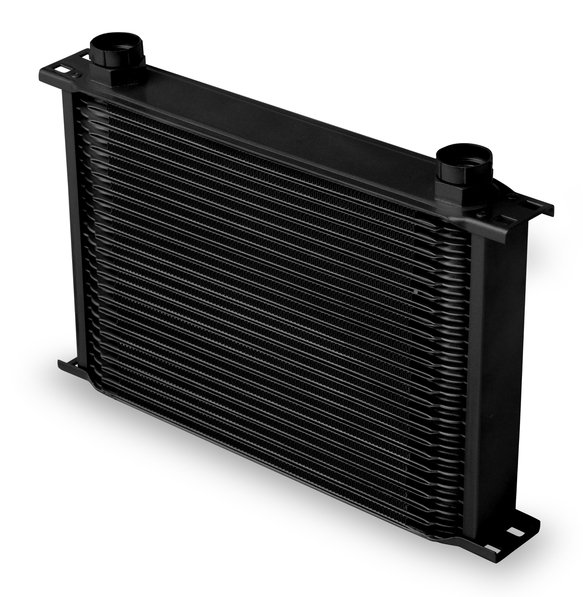 42500AERL - Earls 25 Row Oil Cooler Core Black Image