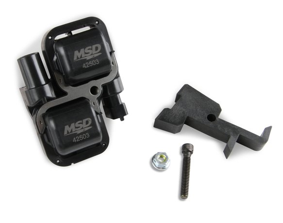 42503 - MSD Blaster Power Sports Coil, Black Image