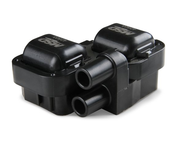 42503 - MSD Blaster Power Sports Coil, Black - additional Image