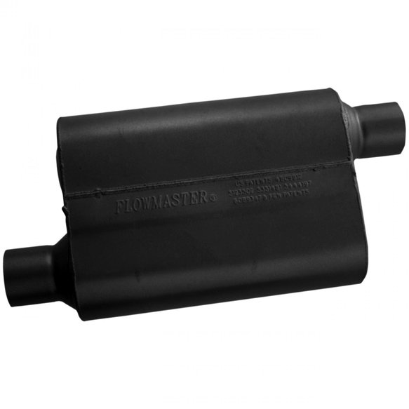 42543 - Flowmaster 40 Series Chambered Muffler - additional Image