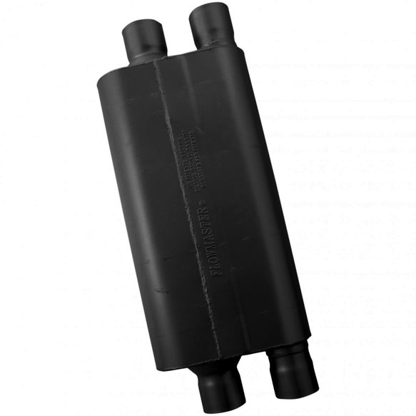 42582 - Flowmaster 80 Series Chambered Muffler - additional Image