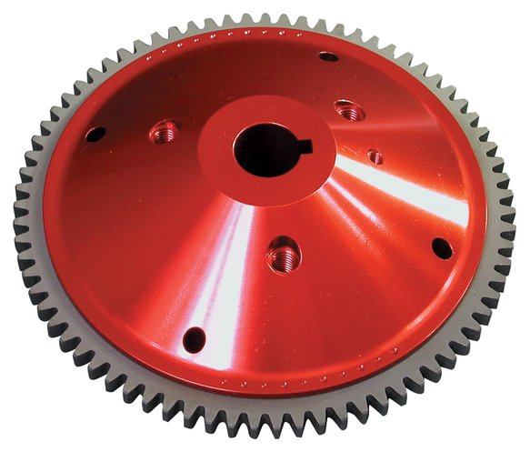 43032 - Flywheel, Multi Channel Total Loss, Yamaha 650-701-760 Image