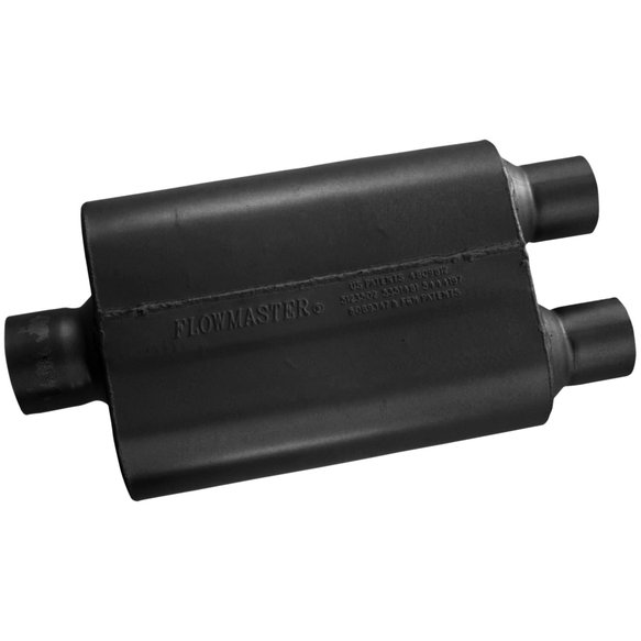 430402 - Flowmaster 40 Series Chambered Muffler - additional Image