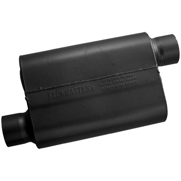 43043 - Flowmaster 40 Series Chambered Muffler - additional Image