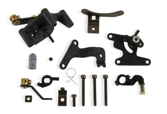 45-225HB - Aluminum Manual Choke Conversion Kit - Hard Core Gray Image