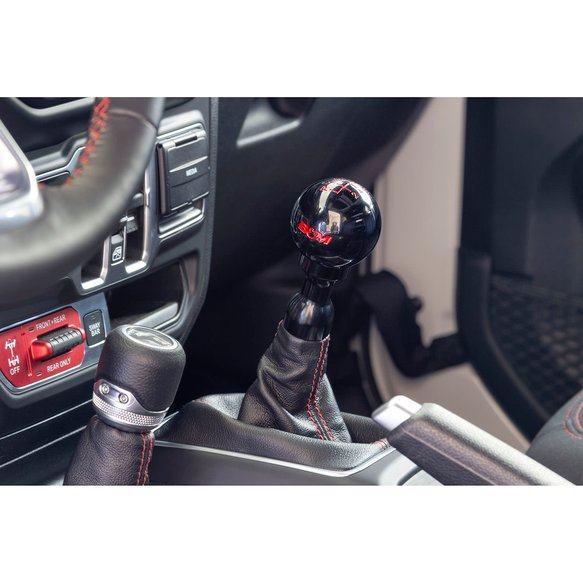 45197 - B&M Precision SportShifter for 2018-2019 Jeep Wrangler JL with Manual Transmission - additional Image