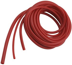 4524 - Silicone Hose Kit - 3 Sizes - Red Image
