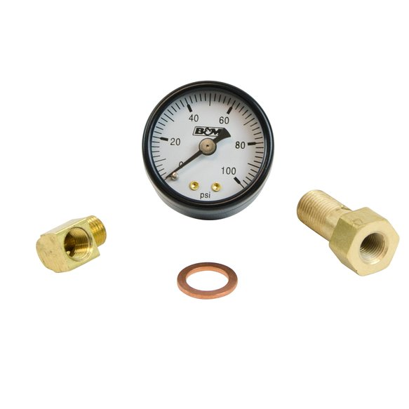 46054 - Fuel Accessory, Fuel Pressure Gauge - additional Image