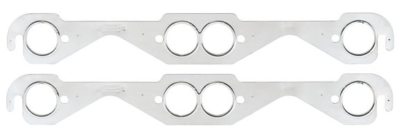 4802G - Header Gaskets - MLS - 262-400 Chevrolet Small Block Gen I 1955-91 Image