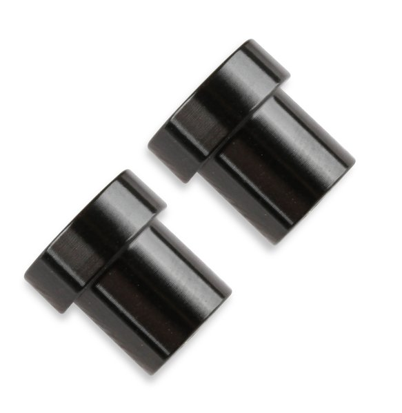 481906-BL - Mr Gasket -6 AN Tube Sleeve (2) - Black - default Image