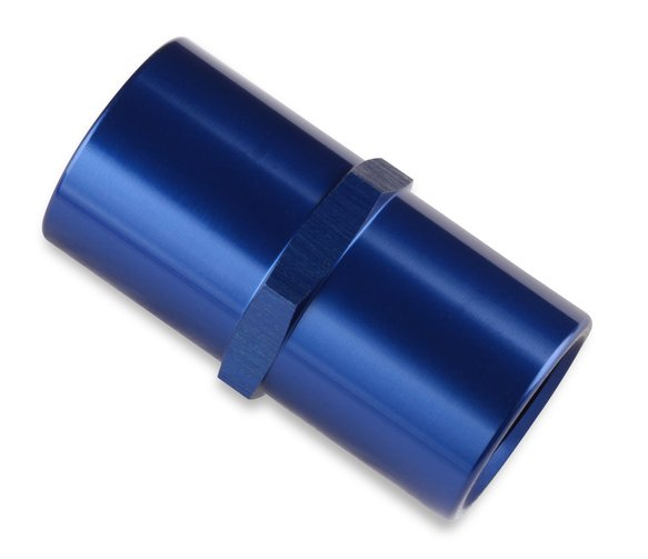 491003 - Mr. Gasket 3/8 Inch NPT Female Coupling - Blue Image