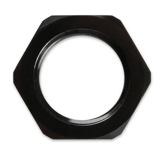 492412-BL - Mr. Gasket -12 AN Bulkhead Nut Black - additional Image