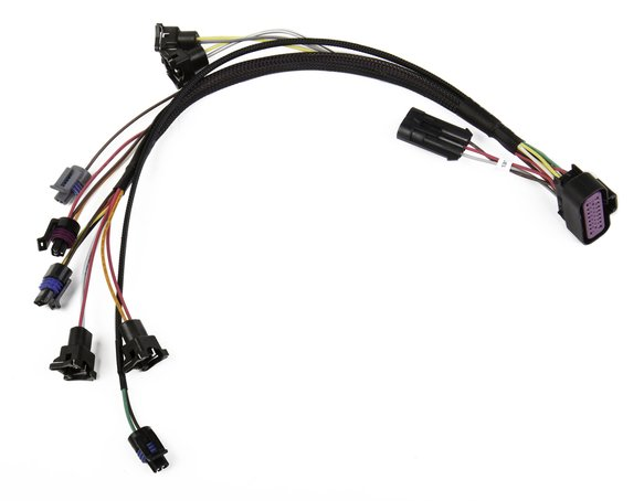 50-5003QFT - QFI-500 Throttle Body Wiring Harness Image