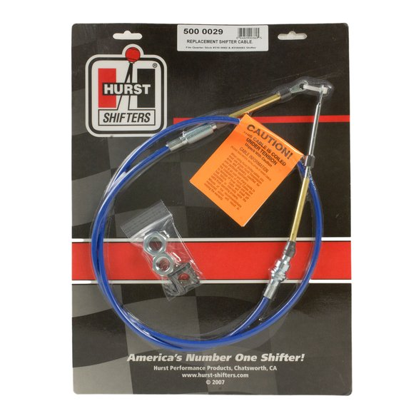 5000029 - Hurst Shifter Cable Quarter Stick - 5 foot - additional Image