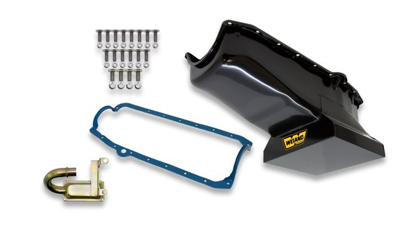 5000WND - Oil Pan Kit- Fabricated Image