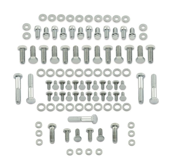 5001 - Deluxe Chrome Hardware Kit Image