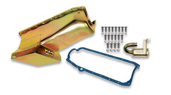 5001WND - Oil Pan Kit- Fabricated Image