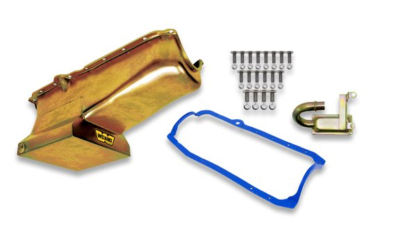5003WND - Oil Pan Kit- Fabricated Image