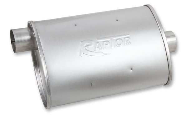 50051FLT - Flowtech Raptor Turbo Performance Muffler Image