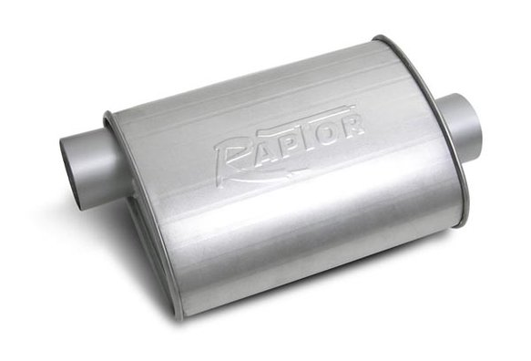 50052FLT - Flowtech Raptor Turbo Performance Muffler Image