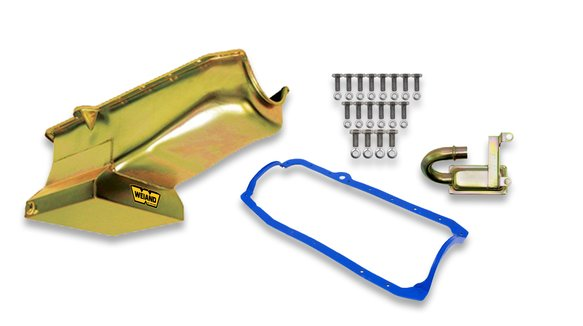 5005WND - Oil Pan Kit- Fabricated Image