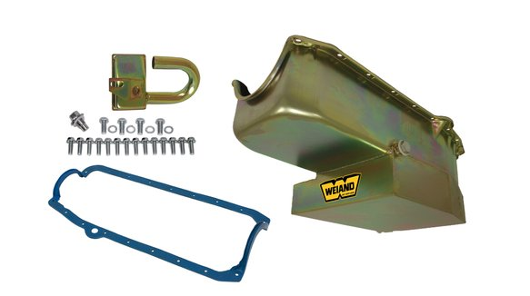 5009WND - Oil Pan Kit- Fabricated Image