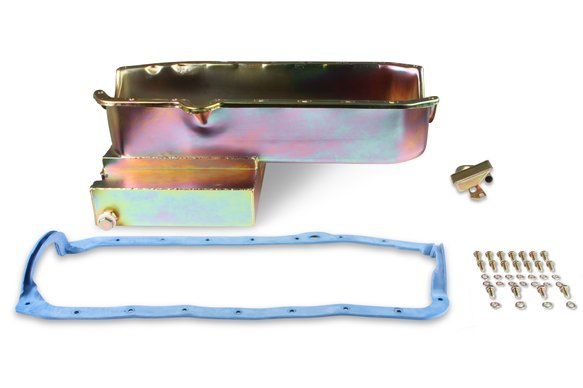 5011WND - Oil Pan Kit- Fabricated Image