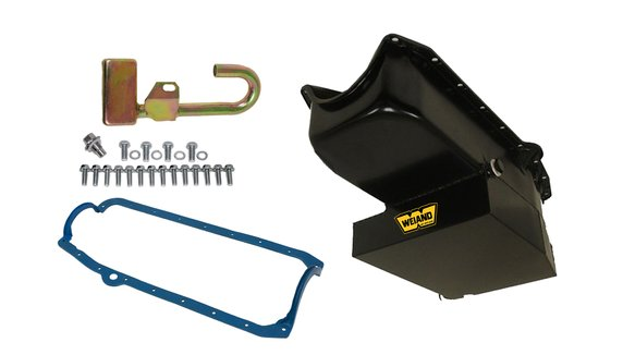 5014WND - Oil Pan Kit- Fabricated Image