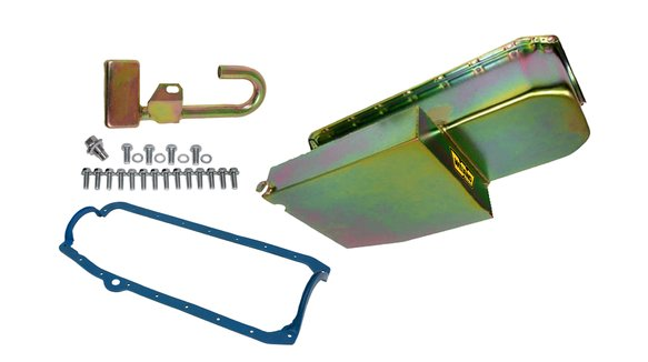 5015WND - Oil Pan Kit- Fabricated Image