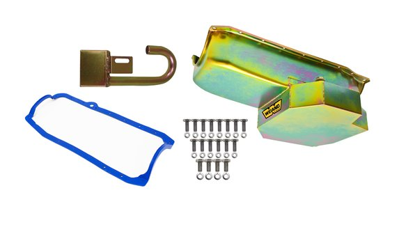 5017WND - Oil Pan Kit- Fabricated Image