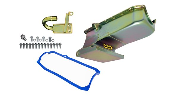 5021WND - Oil Pan Kit- Fabricated Image