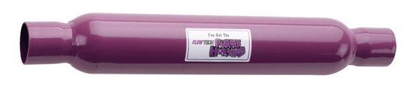 50225FLT - Flowtech Purple Hornies Image