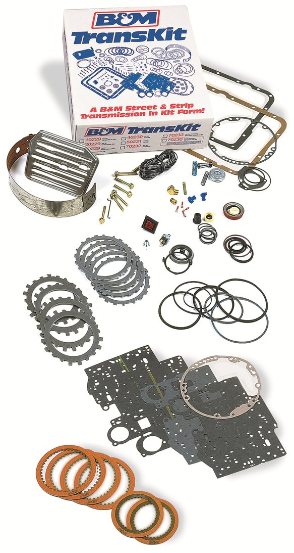 50231 - Trans Kit, 70-82 C4 Transmission Image
