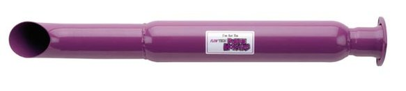 50231FLT - Flowtech Purple Hornies Glasspack - additional Image