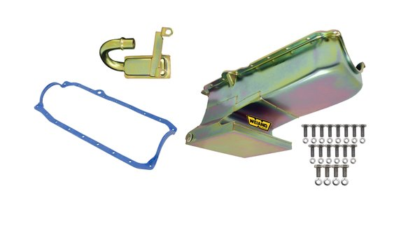 5023WND - Oil Pan Kit- Fabricated Image
